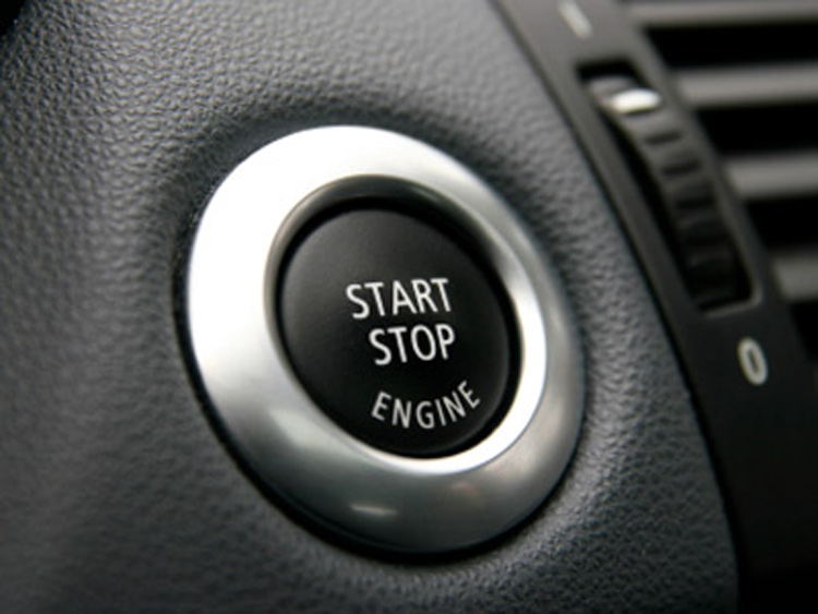 Push To Start Button Ignition Car Push Start Truck