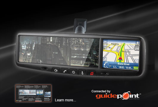 Rydeen Mn312s 3 5 Quot Touch Screen Rear View Mirror