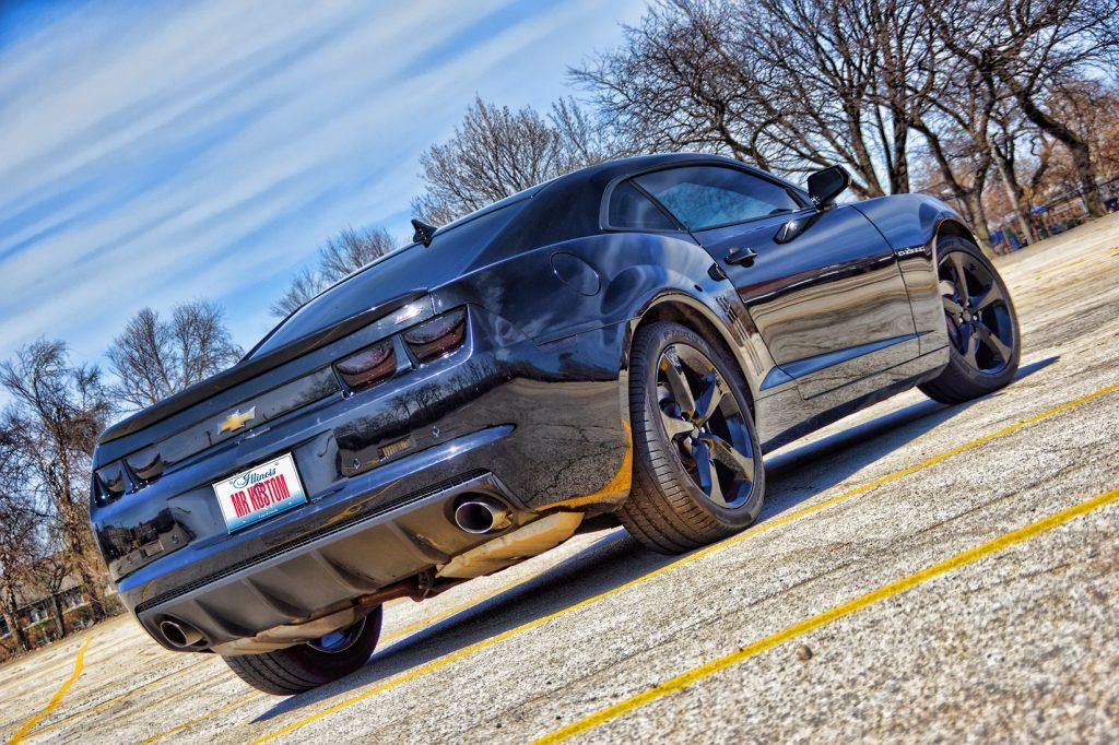 Camaro SS Smoked Tail Lights