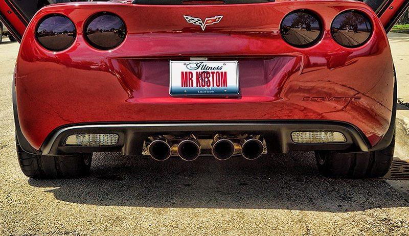 Corvette Grand Sport Corsa Exhaust