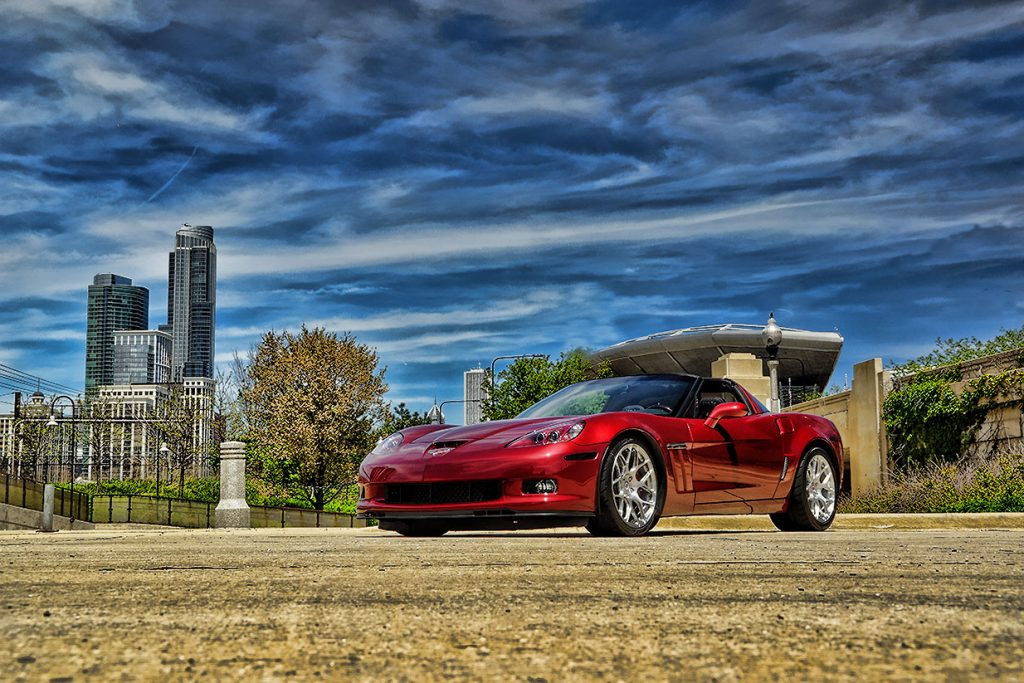 Corvette Grand Sport Custom Project