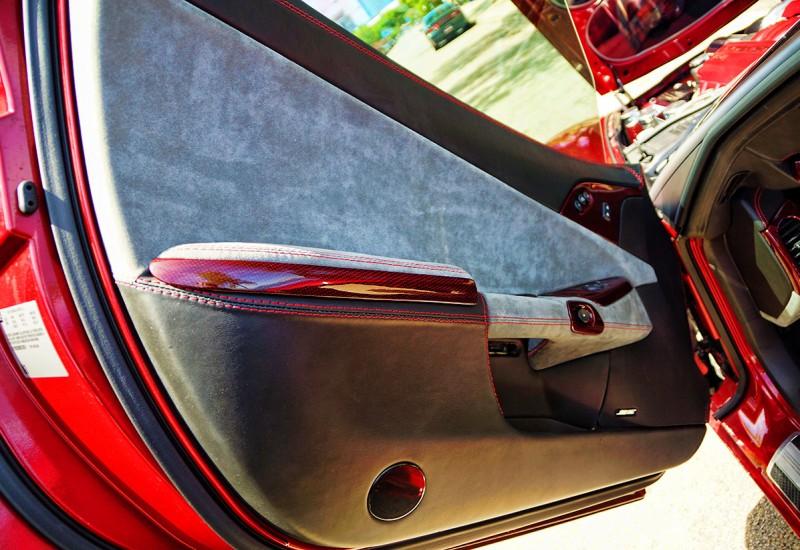 Corvette Grand Sport Door Panel