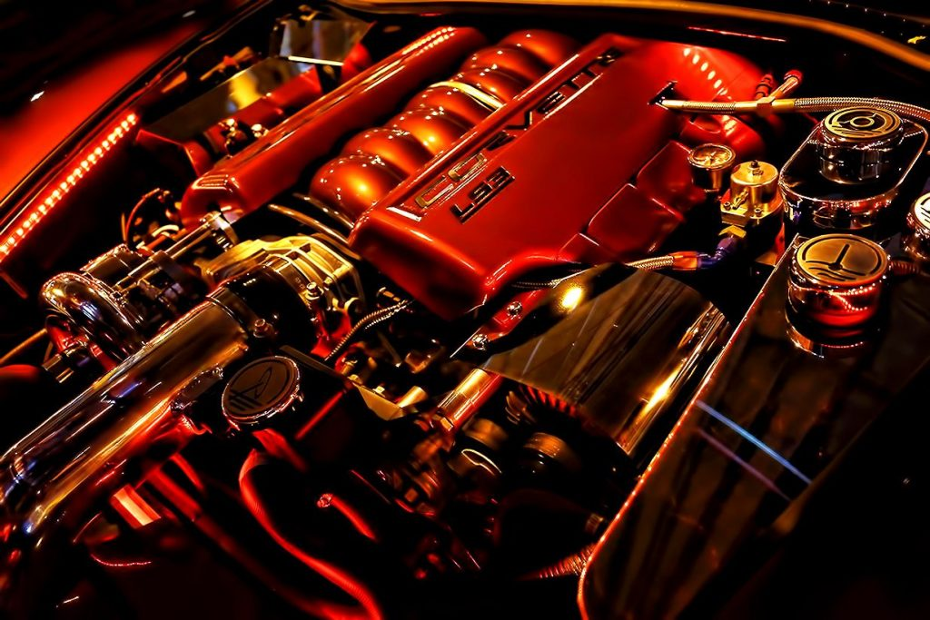 Corvette Supercharger Vortech