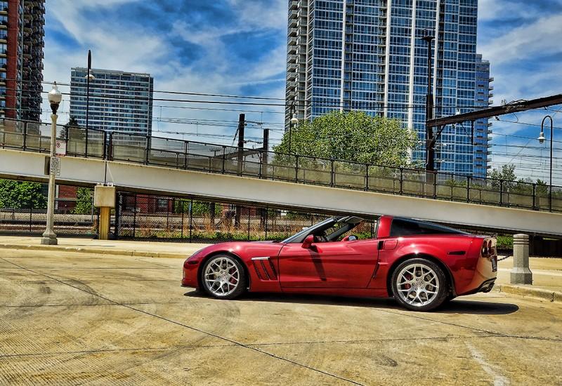 Custom Corvette Grand Sport 2011