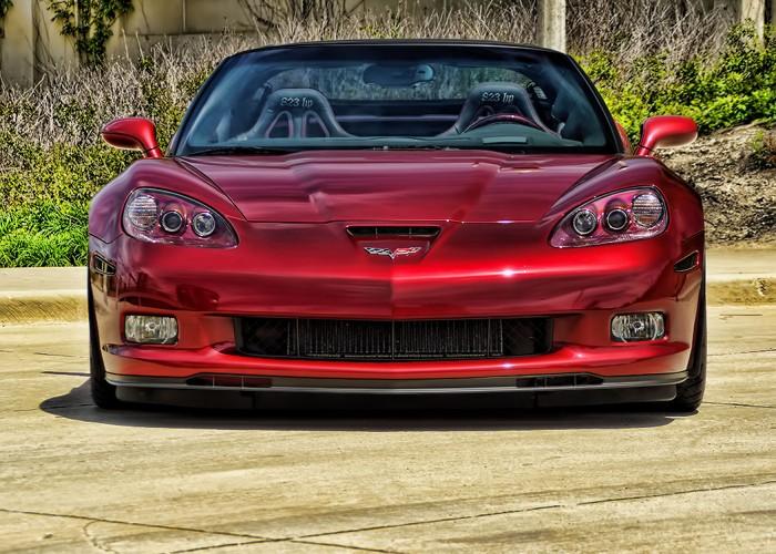 Custom Corvette Grand Sport