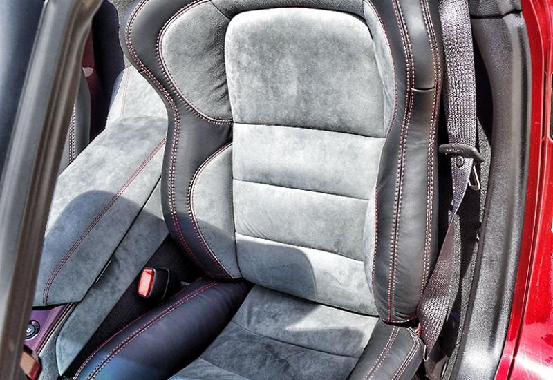 Custom Racing Seat Corvette