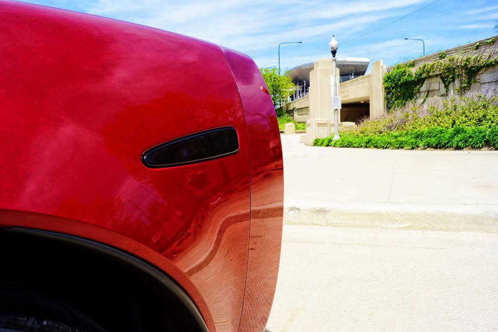 Smoked Parking Lights Corvette