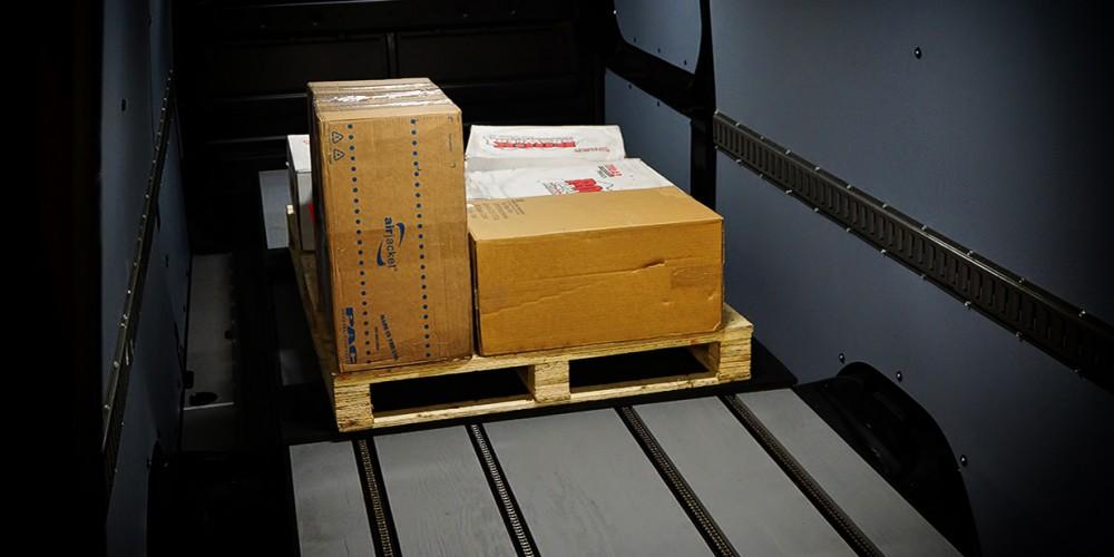 Pallet Loading System For Vans Ez Cargo Loader Slide X on Remote Starters For Trucks