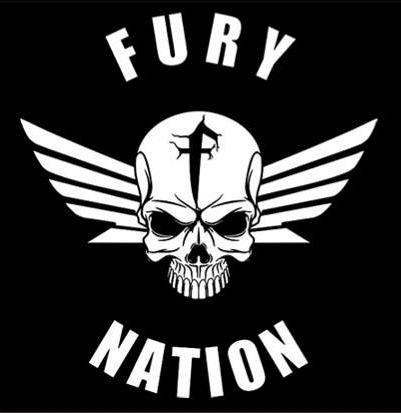 Fury Nation Full Logo