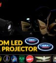 Free-shipping-Custom-LED-Welcome-lights-Projector