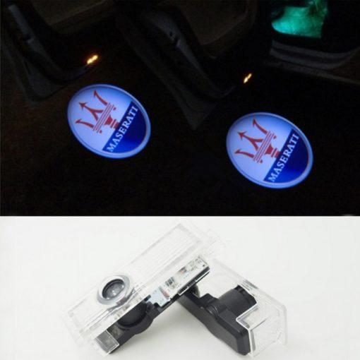Maserati-LOGO-Car-LED-logo-projector-Light-ghost-shadow-light