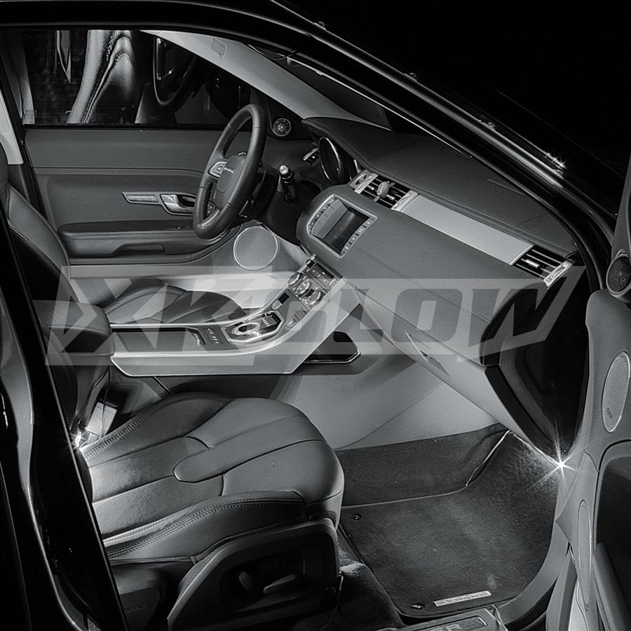 4pcs 8 flex strips neon accent light kit for car interior trunk truck bed mr kustom auto. Black Bedroom Furniture Sets. Home Design Ideas