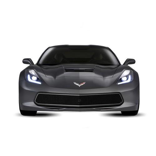 Phantom urban edition grille Primary Grille for 2014-2015 Chevrolet Corvette fits All models (Matte black finish)