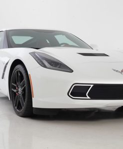 GT Strada Primary Grille for 2014-2015 Chevrolet Corvette Stingray fits All models (Matte black finish)