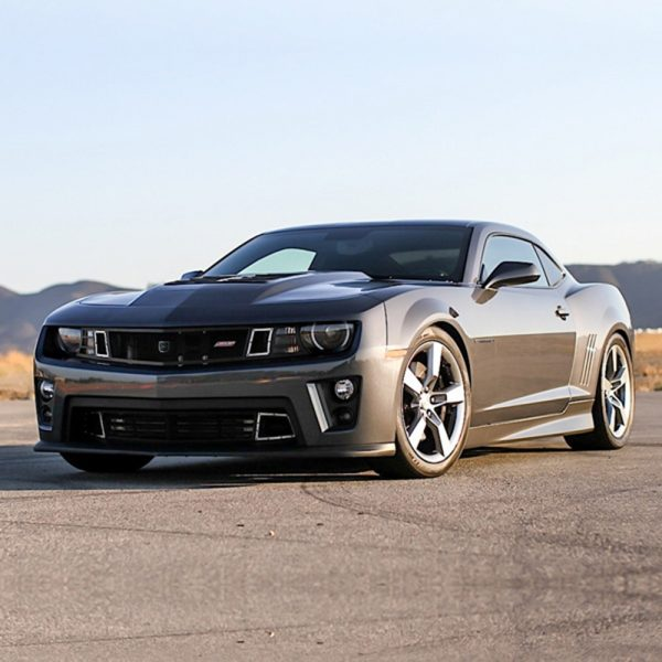 GT Corsa Primary Grille for 2010-2013 Chevrolet Camaro fits All models (Matte black finish) 1