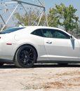 ZL1 Wickerbill Rear Spoiler for 2012-2013 Chevrolet Camaro fits Zl1 models (Matte Black finish) 2