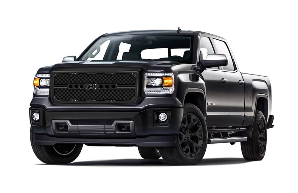 Sniper Truck Grille Primary Grille For 2011 2013 Gmc