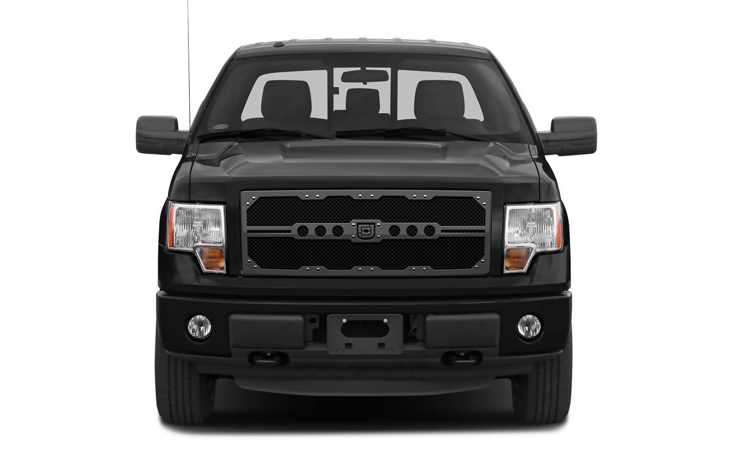 Sniper Truck Grille Primary Grille For 1999 2003 Ford F150