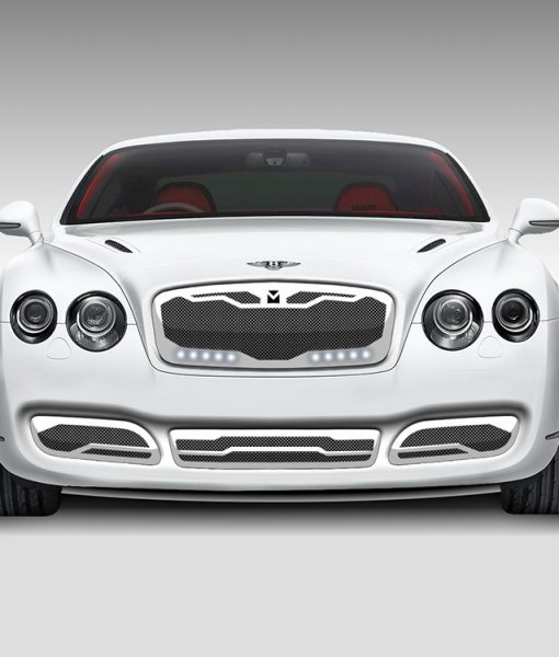 Macaro Primary Grille For 2004-2009 Bentley GT/GTC Fits