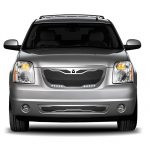 Macaro Primary Grille for 2007-2014 Gmc Yukon/ Denali fits All Except Hybrid models (Matte black finish)