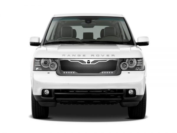 Macaro Primary Grille for 2003-2005 Range Rover All fits All Except Sport models (Polished finish)
