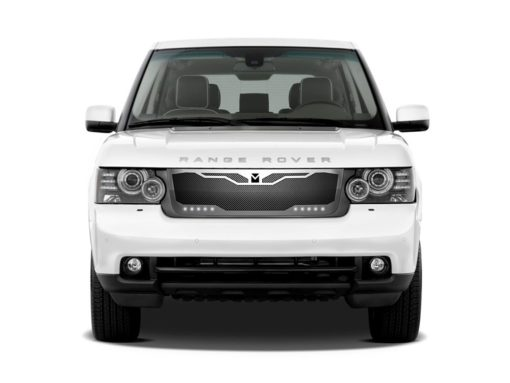 Macaro Primary Grille for 2006-2009 Range Rover All fits All Except Sport models (Matte black finish)