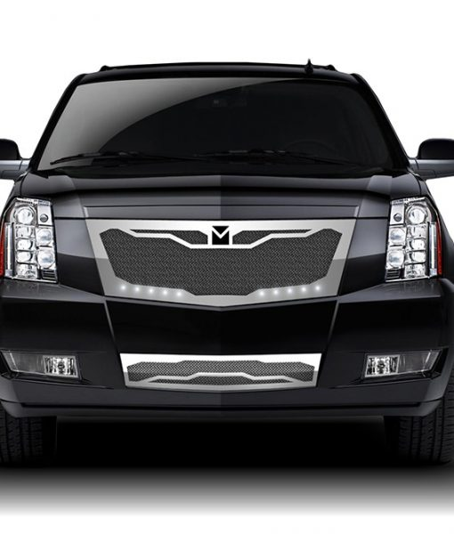 2014 Cadillac Escalade For Sale: Macaro Lower Bumper Grille For 2008-2014 Cadillac Escalade Fits Premium And Platinum Edition