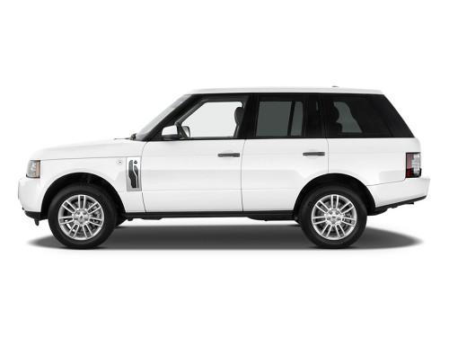 Macaro Side Vents for 2006-2009 Range Rover All fits All Except Sport models (Matte black finish)