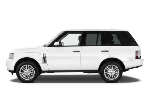 Macaro Side Vents for 2006-2009 Range Rover All fits All Except Sport models (Matte black finish)