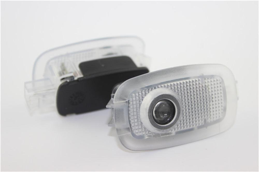 mercedes s class premium oem car door led projector ghost