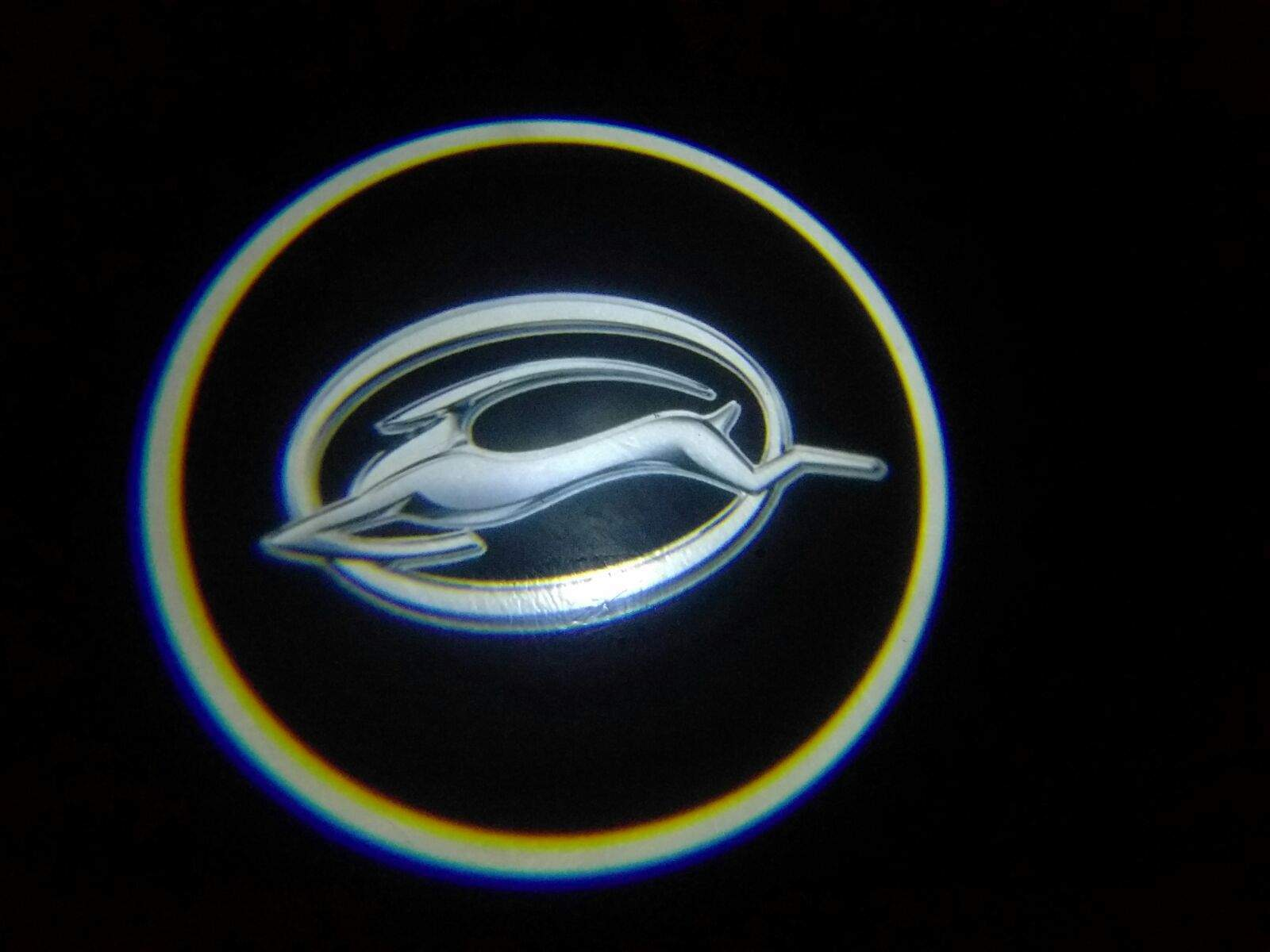 Chevy Impala Door Projector Courtesy Puddle Logo Light
