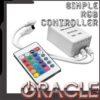 RGB Simple Remote Controller