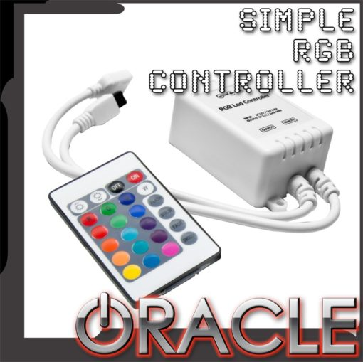 RGB Simple Remote Controller