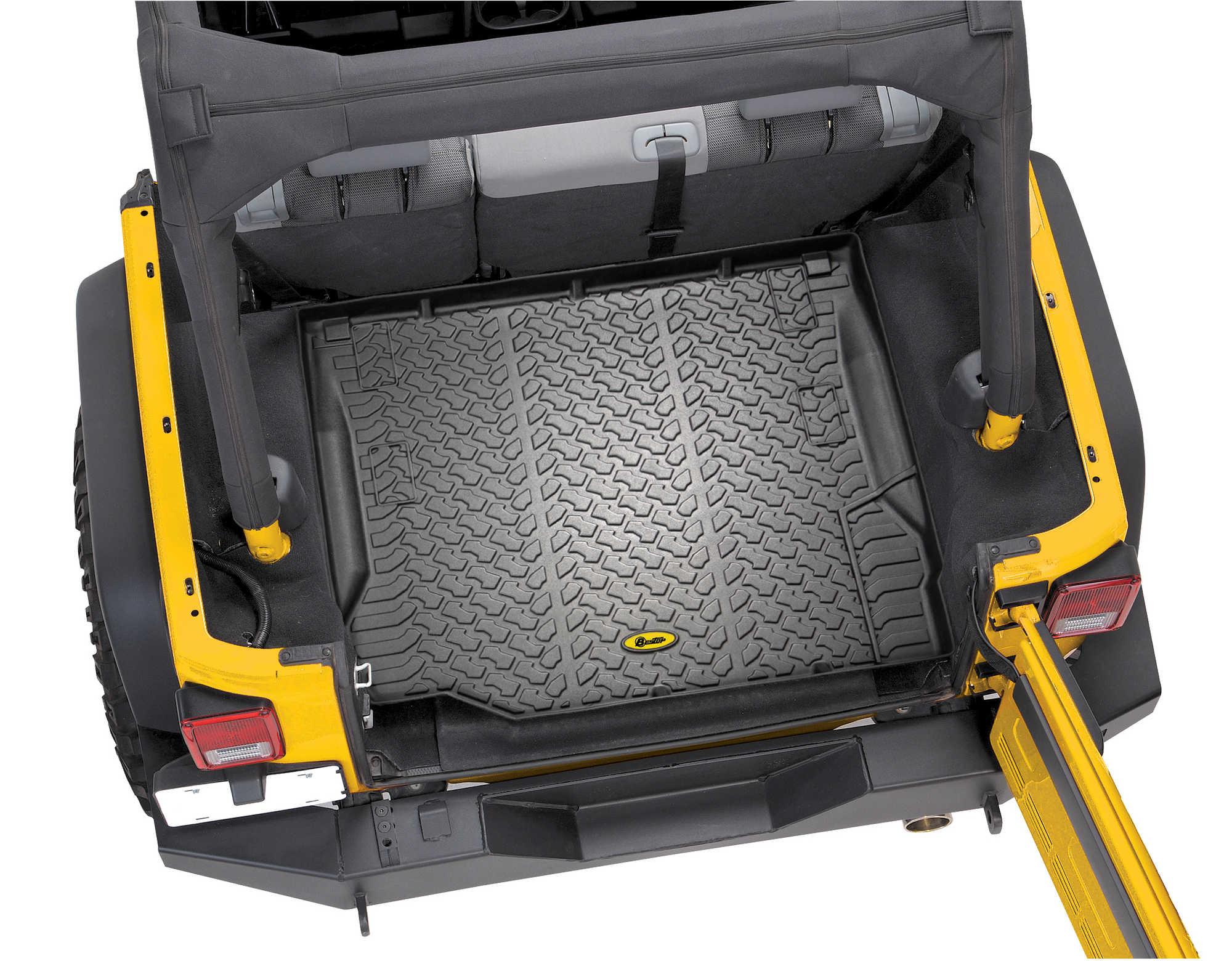 Jeep KJ Cargo Floor Liners