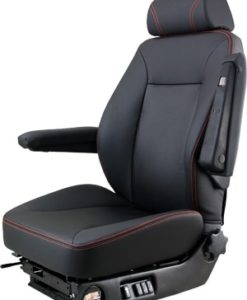 Knoedler Low profile suspension seat-black
