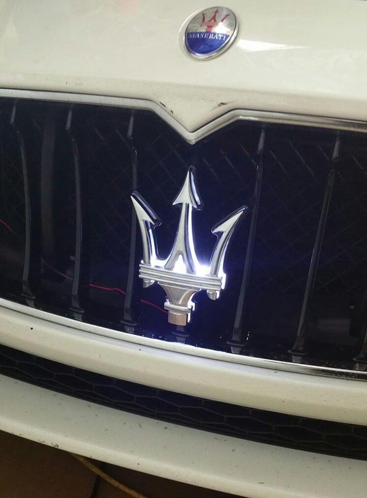 2015 Maserati Ghibli Mr Kustom Auto Accessories And