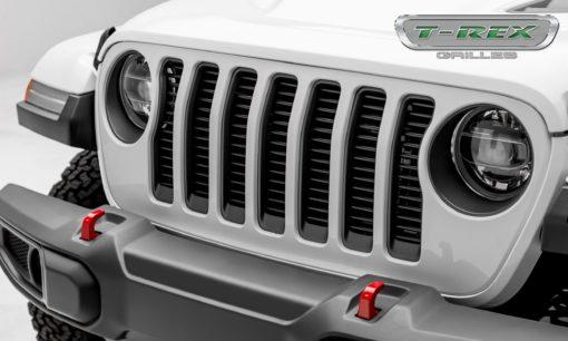 Jeep Wrangler JL - Billet Series - 3/8