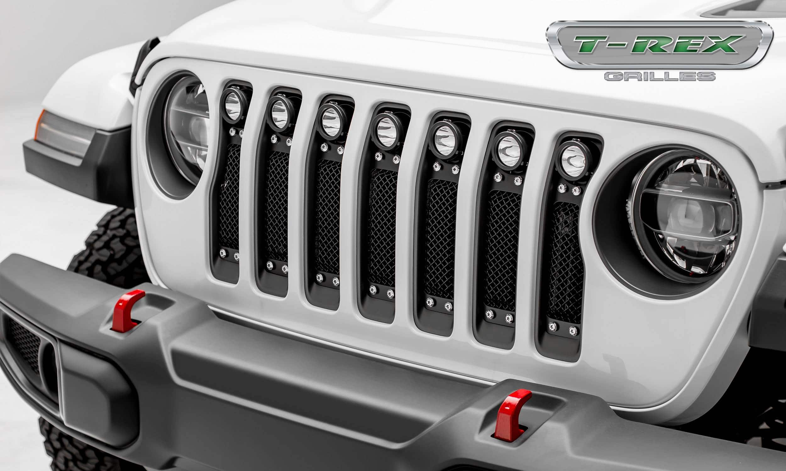 Jeep Wrangler Jl Torch Series