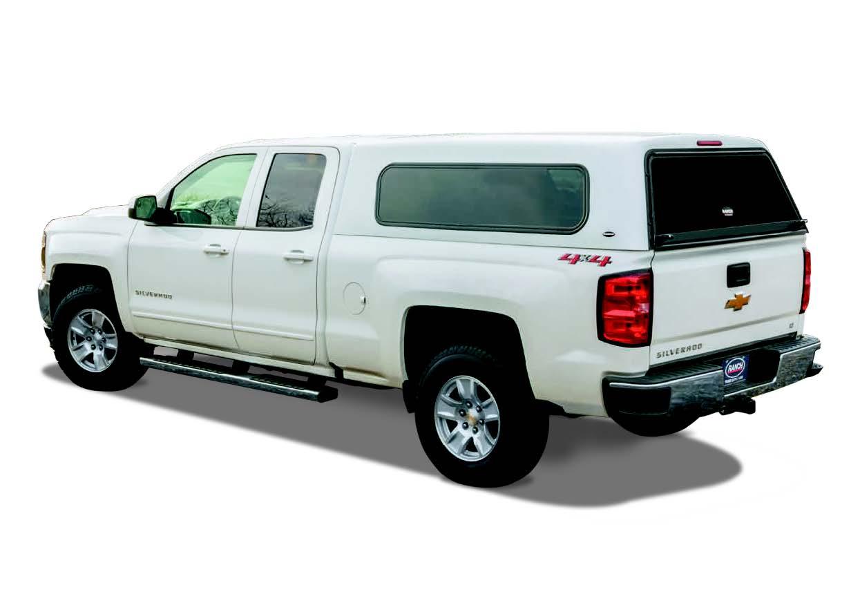 Ranch Truck Caps >> Ranch Truck Caps For Chevrolet Mr Kustom Auto Accessories