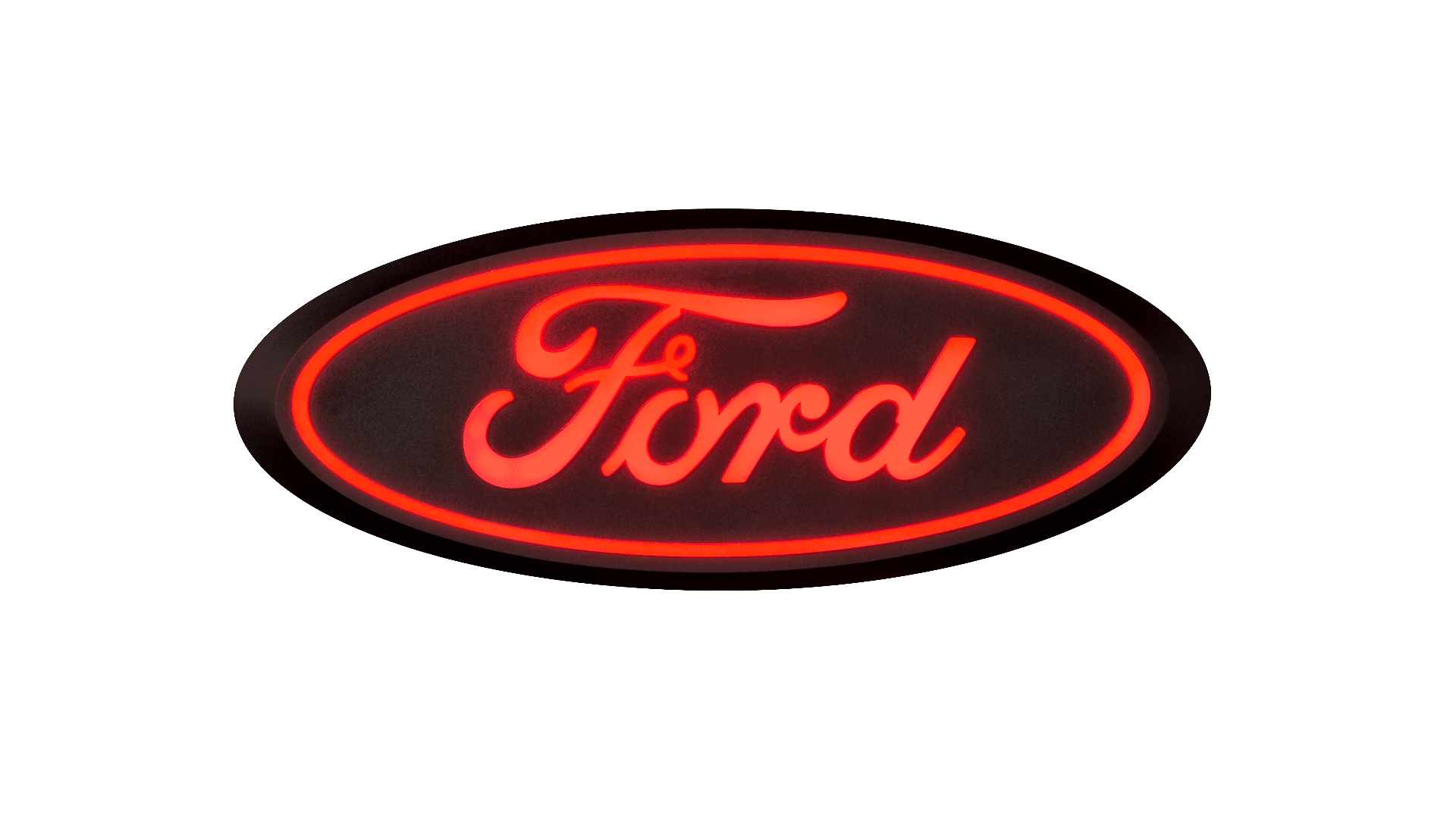 Illuminated Ford Led Grill Emblems